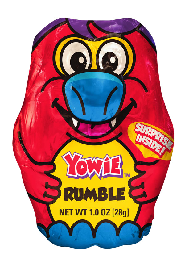 Yowie Archives Universal Candy